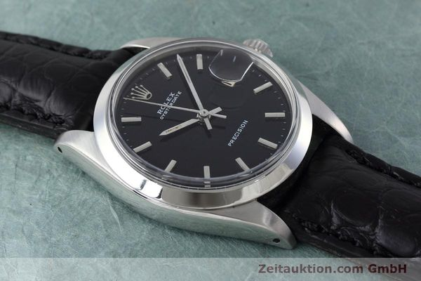 Used luxury watch Rolex Precision steel manual winding Kal. 1215 Ref. 6694 VINTAGE  | 152783 13