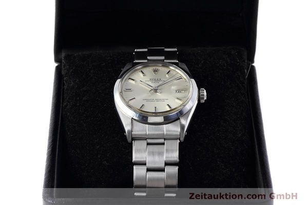 Used luxury watch Rolex Date steel automatic Kal. 1570 Ref. 1500 VINTAGE  | 152785 07