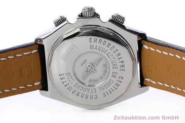 Used luxury watch Breitling Crosswind chronograph steel automatic Kal. B44 ETA 2892A2 Ref. A44355  | 152792 09