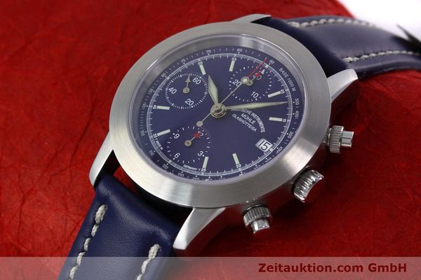 Used luxury watch Mühle Sport Chronograph chronograph steel automatic Kal. ETA 7750 Ref. M1-23-00  | 152798 01