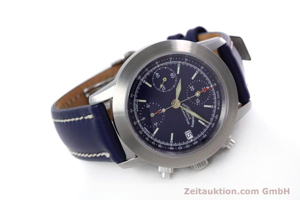 Used luxury watch Mühle Sport Chronograph chronograph steel automatic Kal. ETA 7750 Ref. M1-23-00  | 152798 03