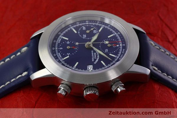 Used luxury watch Mühle Sport Chronograph chronograph steel automatic Kal. ETA 7750 Ref. M1-23-00  | 152798 05