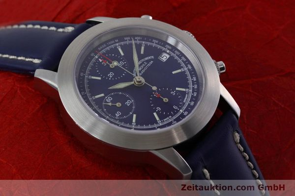Used luxury watch Mühle Sport Chronograph chronograph steel automatic Kal. ETA 7750 Ref. M1-23-00  | 152798 15