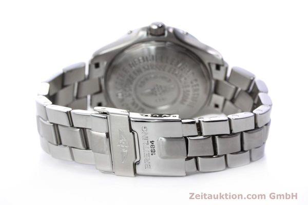 Used luxury watch Breitling Colt steel quartz Kal. B64 ETA 955612 Ref. A64350  | 152806 10