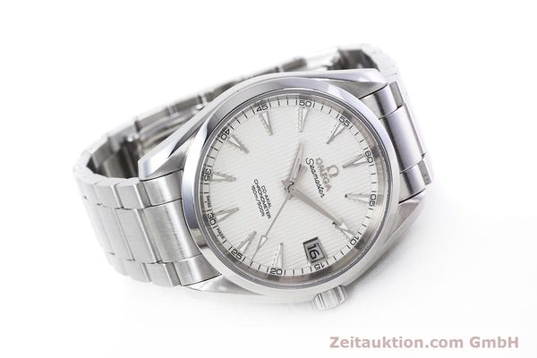 Used luxury watch Omega Seamaster steel automatic Kal. 8500 Ref. 23110392102001  | 152812 03