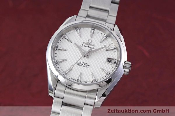 Used luxury watch Omega Seamaster steel automatic Kal. 8500 Ref. 23110392102001  | 152812 04