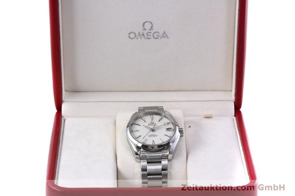 Used luxury watch Omega Seamaster steel automatic Kal. 8500 Ref. 23110392102001  | 152812 07