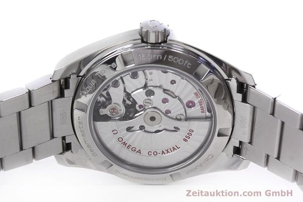 Used luxury watch Omega Seamaster steel automatic Kal. 8500 Ref. 23110392102001  | 152812 09