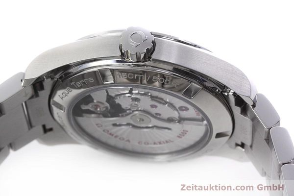Used luxury watch Omega Seamaster steel automatic Kal. 8500 Ref. 23110392102001  | 152812 12