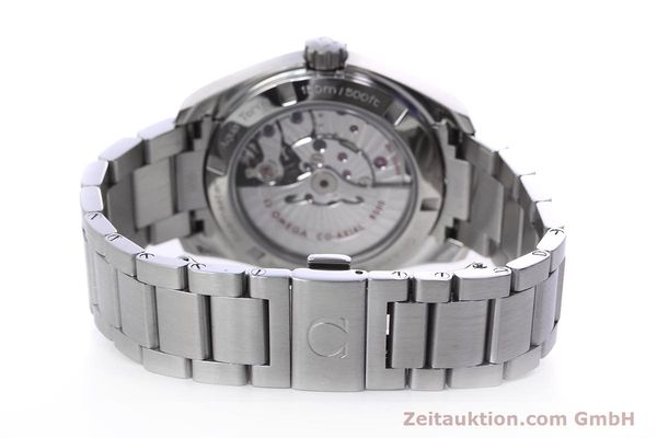 Used luxury watch Omega Seamaster steel automatic Kal. 8500 Ref. 23110392102001  | 152812 13