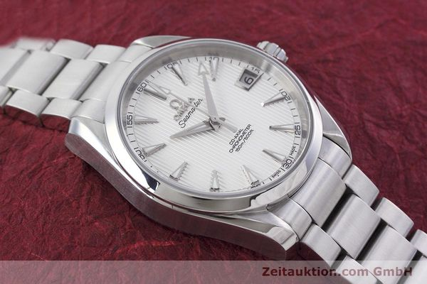 Used luxury watch Omega Seamaster steel automatic Kal. 8500 Ref. 23110392102001  | 152812 17
