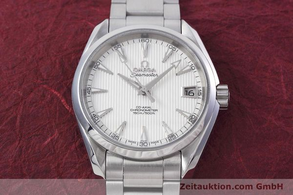 Used luxury watch Omega Seamaster steel automatic Kal. 8500 Ref. 23110392102001  | 152812 18