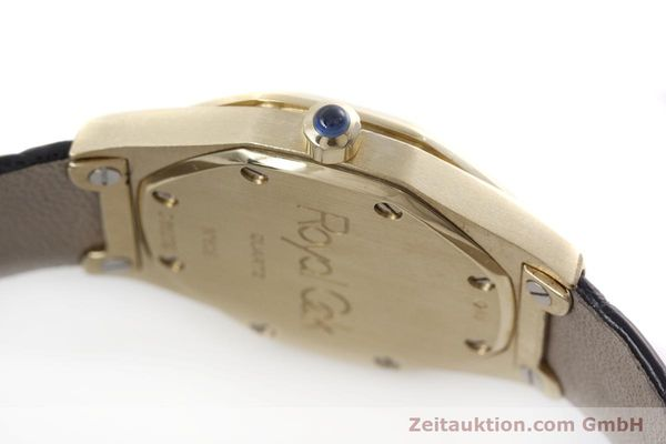 gebrauchte Luxusuhr Audemars Piguet Royal Oak 18k Gold Quarz Kal. 2610 Ref. D66579  | 152828 11