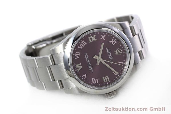 Used luxury watch Rolex Oyster Perpetual steel automatic Kal. 2231 Ref. 177200  | 152831 03