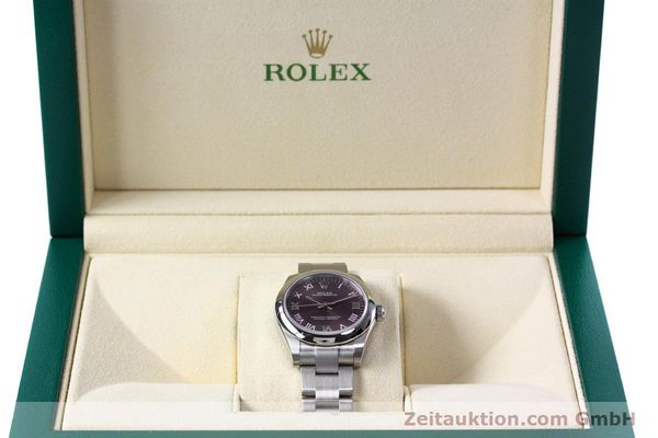 Used luxury watch Rolex Oyster Perpetual steel automatic Kal. 2231 Ref. 177200  | 152831 07