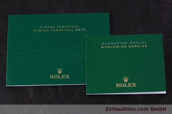 Used luxury watch Rolex Oyster Perpetual steel automatic Kal. 2231 Ref. 177200  | 152831 14