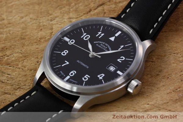 Used luxury watch Mühle Terrasport  steel automatic Kal. Sellita SW200-1 Ref. M1-37-60  | 152833 01