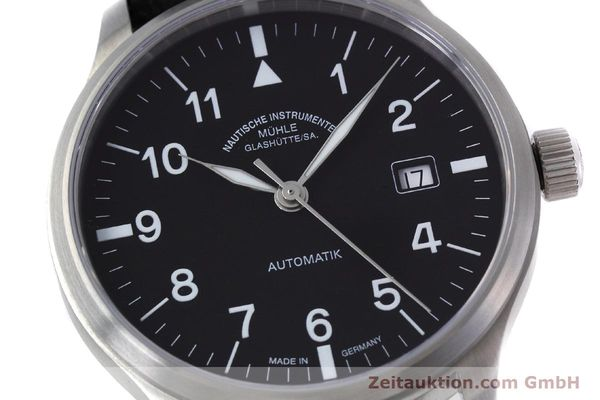 Used luxury watch Mühle Terrasport  steel automatic Kal. Sellita SW200-1 Ref. M1-37-60  | 152833 02