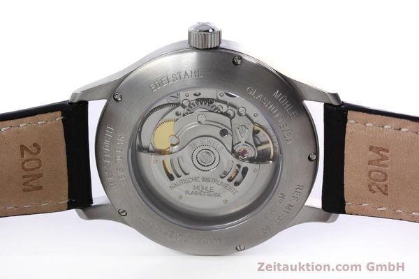 Used luxury watch Mühle Terrasport  steel automatic Kal. Sellita SW200-1 Ref. M1-37-60  | 152833 09