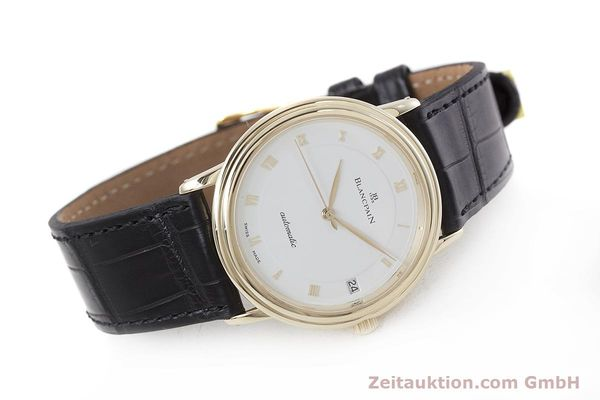 Used luxury watch Blancpain Villeret 18 ct gold automatic Kal. 11.57  | 152837 03