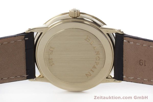 Used luxury watch Blancpain Villeret 18 ct gold automatic Kal. 11.57  | 152837 09