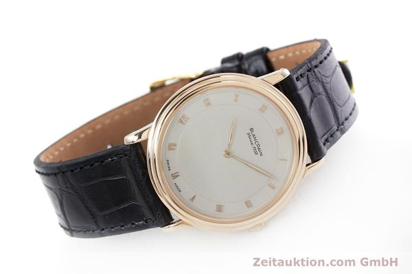 Used luxury watch Blancpain Villeret 18 ct gold automatic Kal. 71  | 152841 03