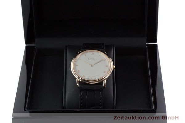 Used luxury watch Blancpain Villeret 18 ct gold automatic Kal. 71  | 152841 07