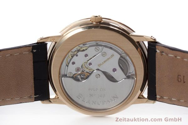 Used luxury watch Blancpain Villeret 18 ct gold automatic Kal. 71  | 152841 08