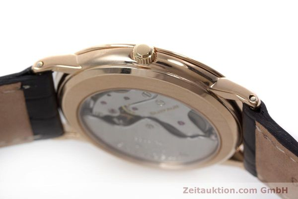 Used luxury watch Blancpain Villeret 18 ct gold automatic Kal. 71  | 152841 11