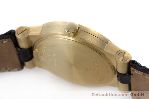 Used luxury watch Bvlgari Diagono 18 ct gold automatic Kal. 220MBBA Ref. LC35G  | 152850 11