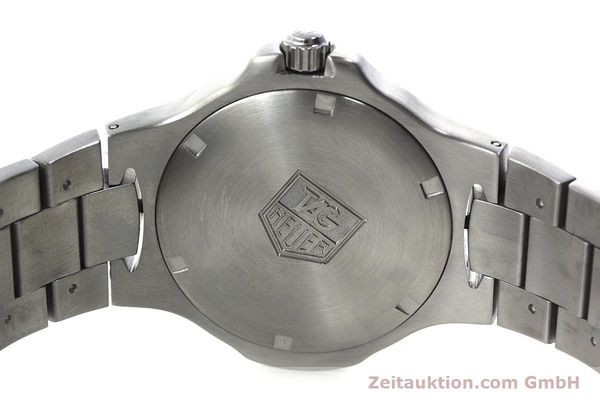 Used luxury watch Tag Heuer Kirium steel quartz Kal. 2.00 ETA 955113 Ref. WL1110-0  | 152855 09