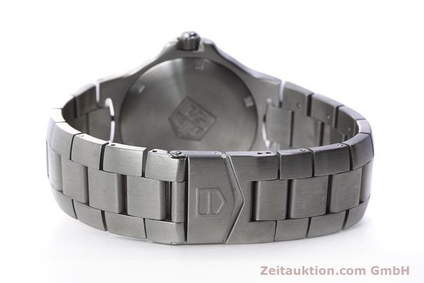 Used luxury watch Tag Heuer Kirium steel quartz Kal. 2.00 ETA 955113 Ref. WL1110-0  | 152855 10