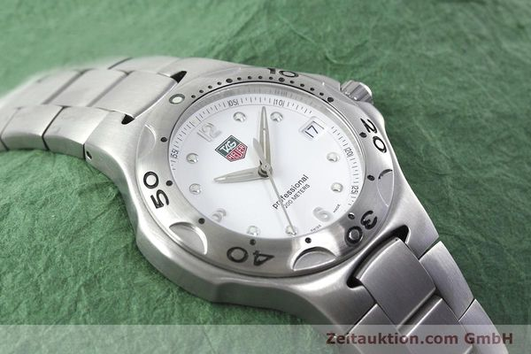 Used luxury watch Tag Heuer Kirium steel quartz Kal. 2.00 ETA 955113 Ref. WL1110-0  | 152855 13