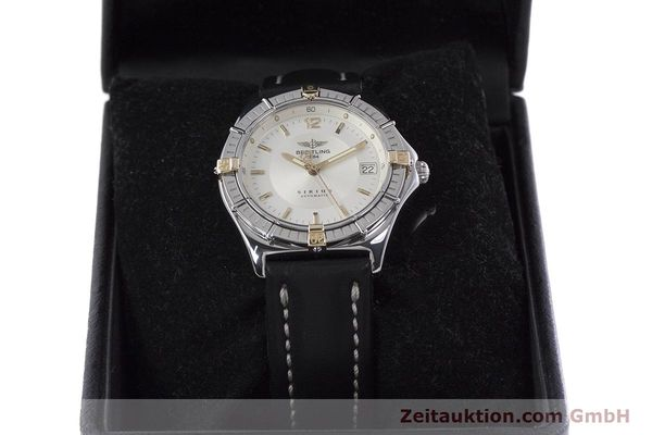 Used luxury watch Breitling Sirius steel / gold automatic Kal. B10 ETA 2892-2 Ref. B10071  | 152859 07