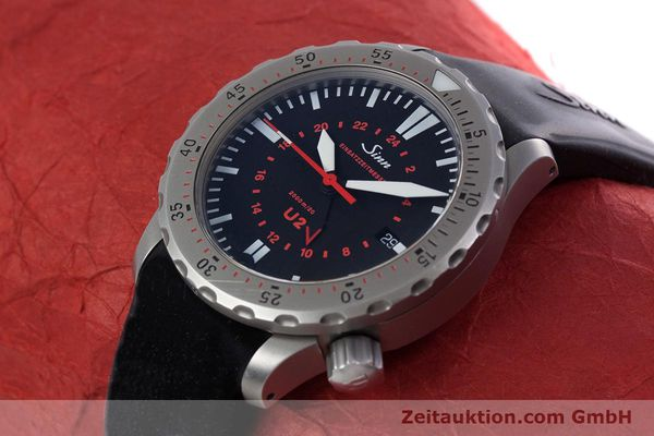 Used luxury watch Sinn U2 steel automatic Kal. ETA 2893-2 Ref. 10202348  | 152864 01