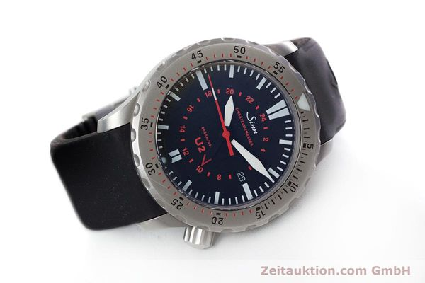 Used luxury watch Sinn U2 steel automatic Kal. ETA 2893-2 Ref. 10202348  | 152864 03