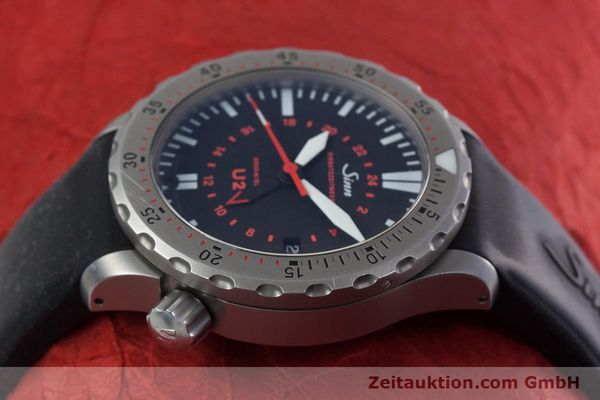Used luxury watch Sinn U2 steel automatic Kal. ETA 2893-2 Ref. 10202348  | 152864 05