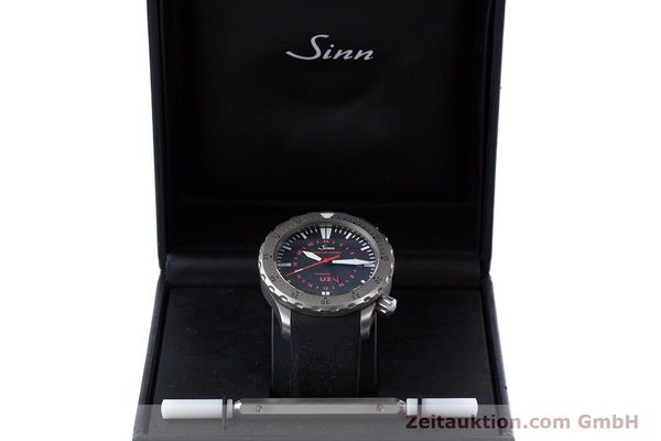 Used luxury watch Sinn U2 steel automatic Kal. ETA 2893-2 Ref. 10202348  | 152864 07