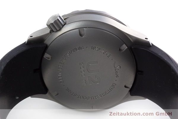 Used luxury watch Sinn U2 steel automatic Kal. ETA 2893-2 Ref. 10202348  | 152864 09