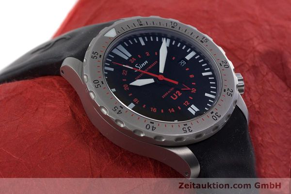 Used luxury watch Sinn U2 steel automatic Kal. ETA 2893-2 Ref. 10202348  | 152864 15