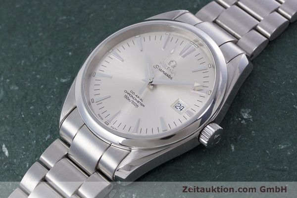 Used luxury watch Omega Seamaster steel automatic Kal. 2500 C Ref. 25033000  | 152865 01