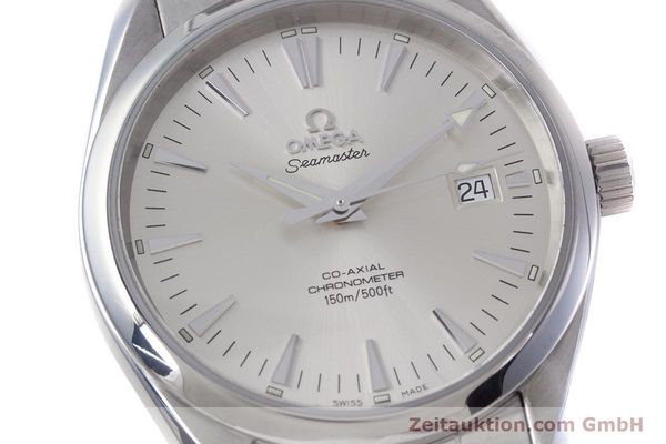 Used luxury watch Omega Seamaster steel automatic Kal. 2500 C Ref. 25033000  | 152865 02