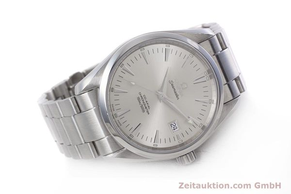Used luxury watch Omega Seamaster steel automatic Kal. 2500 C Ref. 25033000  | 152865 03