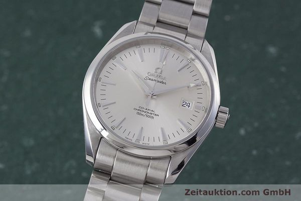 Used luxury watch Omega Seamaster steel automatic Kal. 2500 C Ref. 25033000  | 152865 04