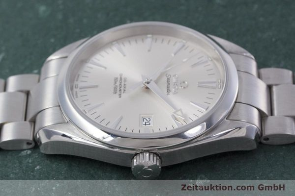 Used luxury watch Omega Seamaster steel automatic Kal. 2500 C Ref. 25033000  | 152865 05
