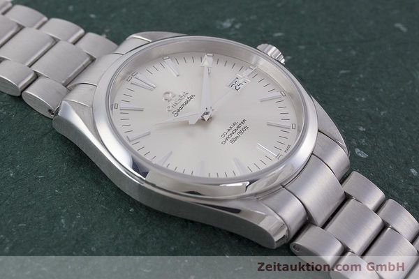 Used luxury watch Omega Seamaster steel automatic Kal. 2500 C Ref. 25033000  | 152865 16
