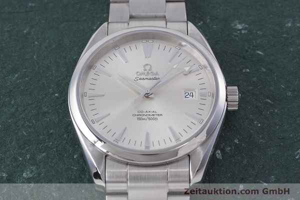 Used luxury watch Omega Seamaster steel automatic Kal. 2500 C Ref. 25033000  | 152865 17
