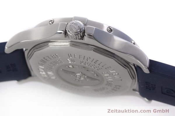Used luxury watch Breitling Colt GMT steel automatic Kal. B32 ETA 2893-2 Ref. A32350  | 152875 08