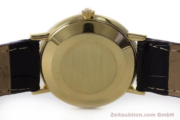 Used luxury watch Omega * 18 ct gold automatic Kal. 552 VINTAGE  | 152880 08
