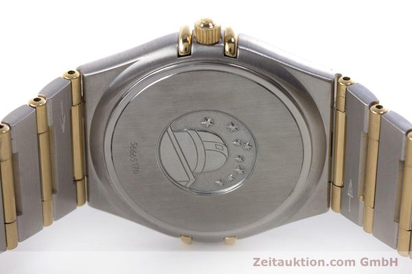 Used luxury watch Omega Constellation steel / gold quartz Kal. 1532  | 152888 09